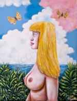 Obrazy, obrazy do bytu - Motýlí