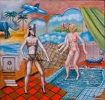 Obrazy, obraz do bytu - ŽÁRLIVOST